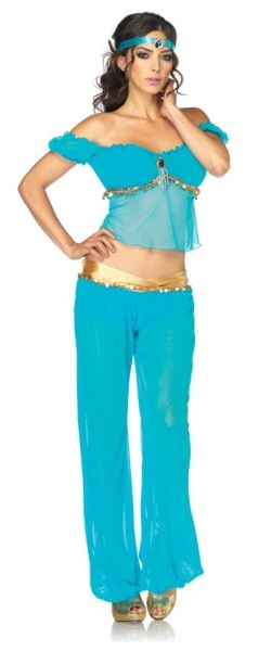 Arabian Beuaty Costume