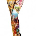 Hollywood City Scape Leggings