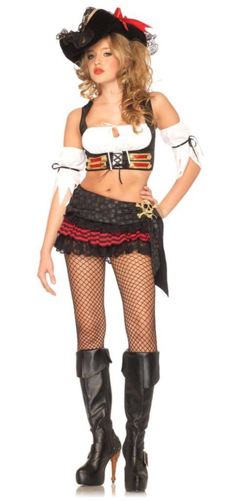 Pirate Lass Costume