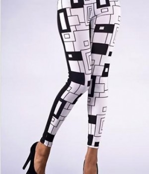 Simple Square Leggings