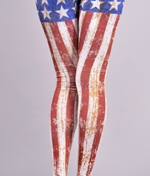 United States of America Leggings