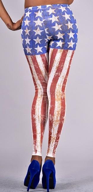 United States of America Leggings