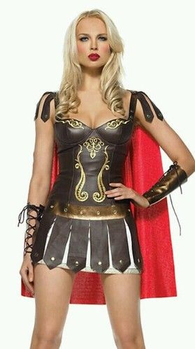 Warrior Princess Costume  sc 1 th 301 & your one stop shop for womens clothing and footwear