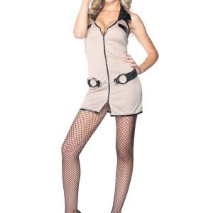Dirty deputy Halloween costum