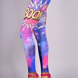 Boom Galaxy Leggings