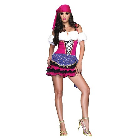 Crystal Ball Gypsy Costume