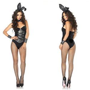 Bombshell Bunny Fancy Dress Costume