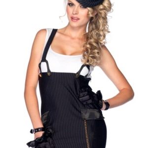 Gangster Girl Costume