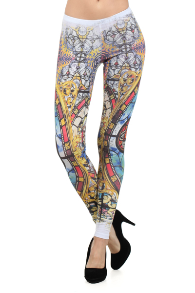Religious leggings