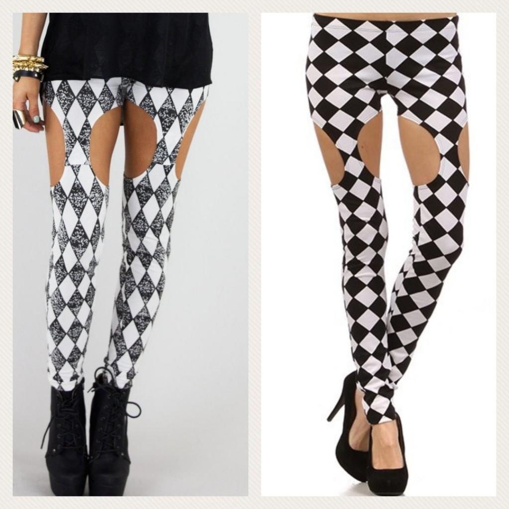 Fancy Leggings Outfits