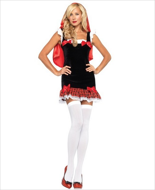 Red Riding Hood Sweetheart Costume