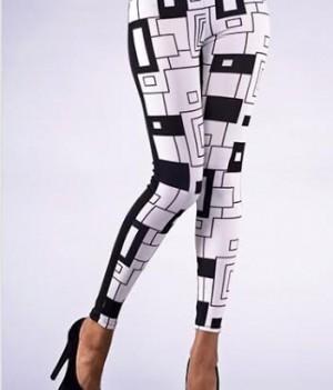 Simple Square Leggings