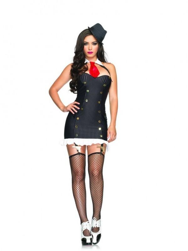 Suzy Silencer Costume